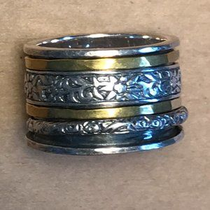 SILPADA Retired Spinner Ring
